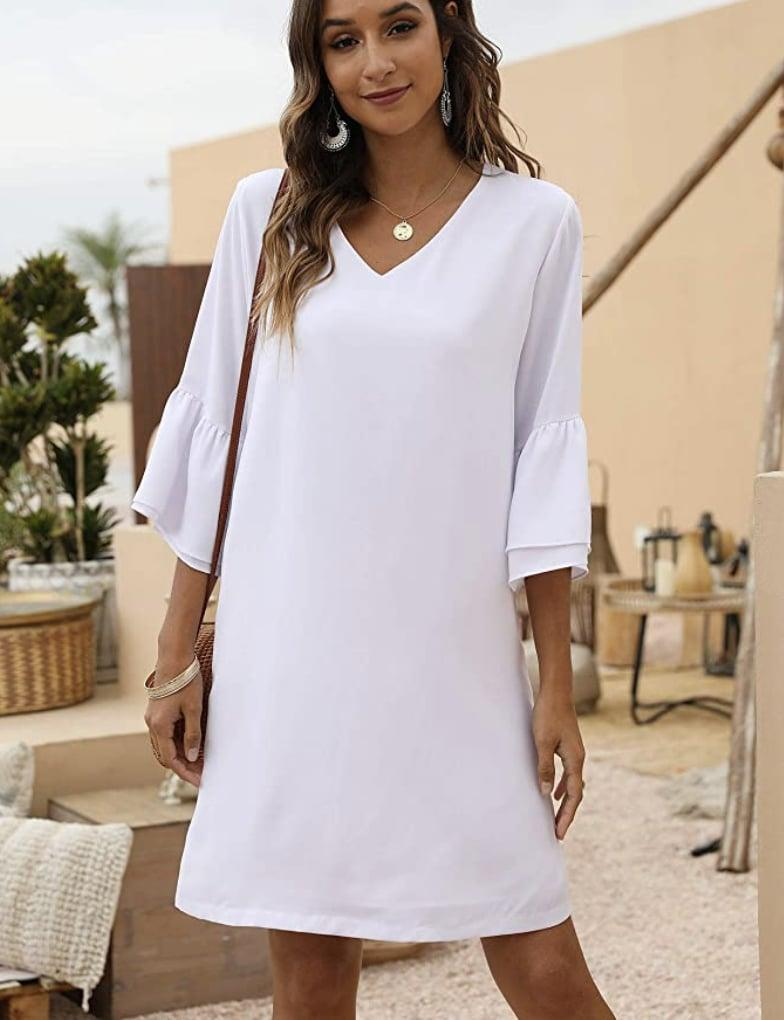 <p>This <span>Cherfly Shift Dress</span> ($18-$25) is ready for your next vacation.</p>