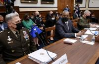 U.S. military brass testify in the House on Afghanistan