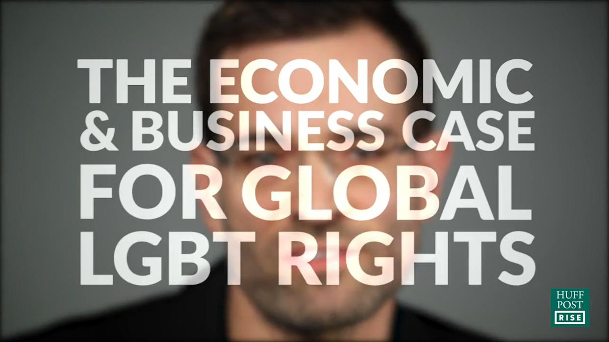 Here's How To Advance LGBT Rights Worldwide