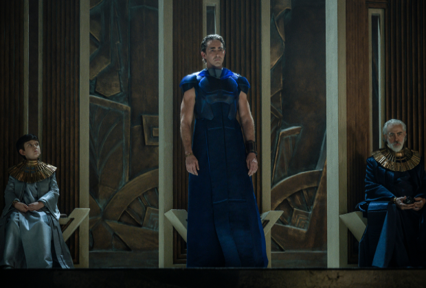 Foundation Lee Pace