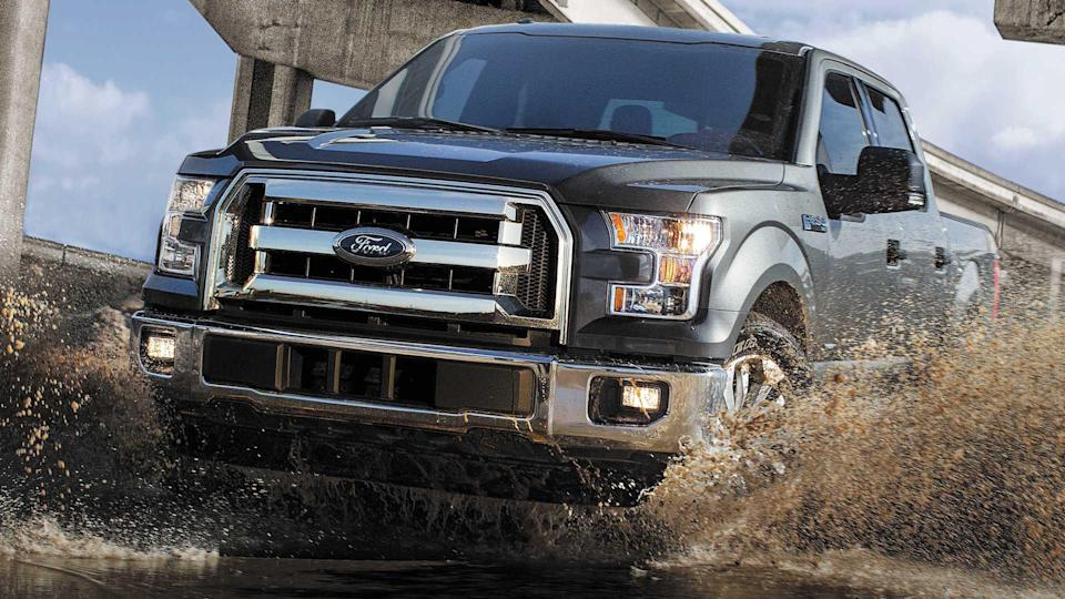 Ford's F-150 had a monster year, helping profits at its parent company and a sign of what went right for the auto industry this year.