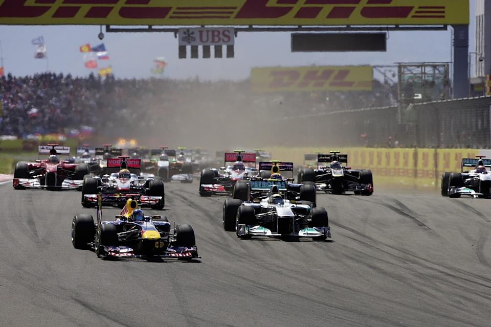 2020 F1 Turkish GP session timings and preview