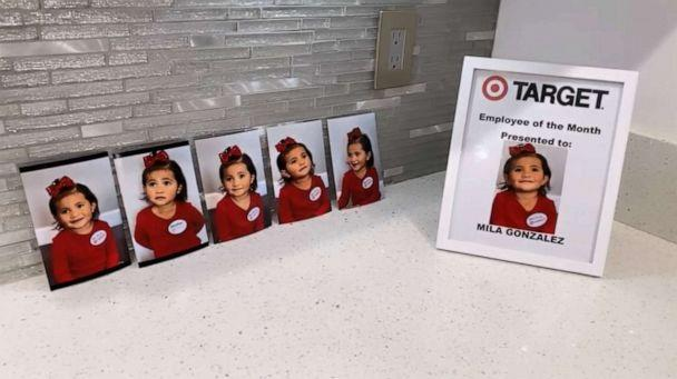 PHOTO: Diego Gonzalez built a mini-Target and a mini-Starbucks for his daughter to play in during the coronavirus pandemic. (Diego Gonzalez)
