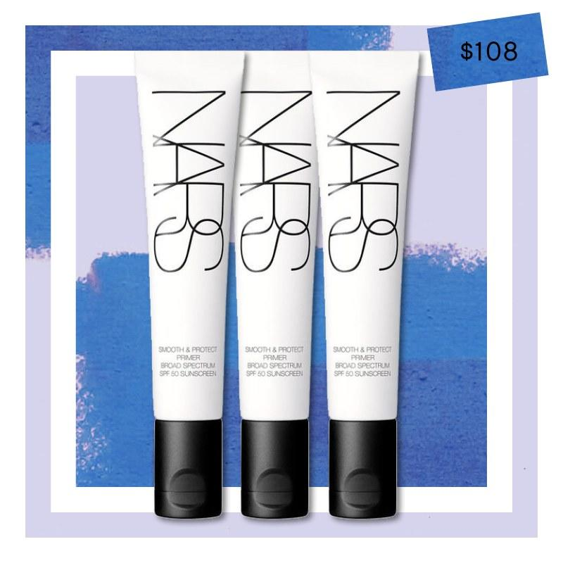 Nars Smooth and Protect Primer, $36, narscosmetics.com