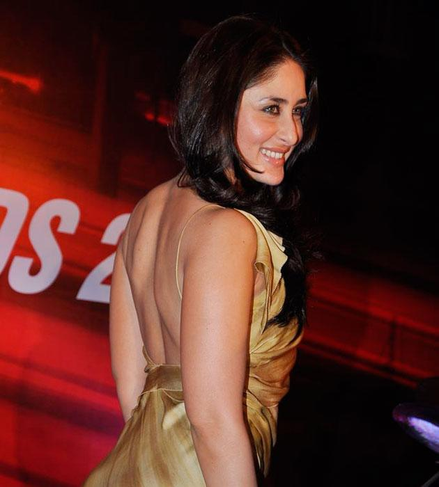 Kareena takes hot to new degrees