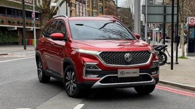 MG Motor India had earlier announced that Hector's production would start during the second quarter of 2019 and the fact that it would actually begin from April 29 is in line with the company's announcement.