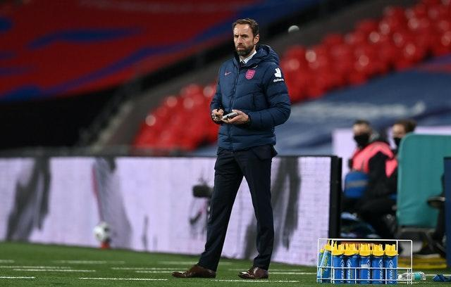 Gareth Southgate has been left with plenty of food for thought in recent months