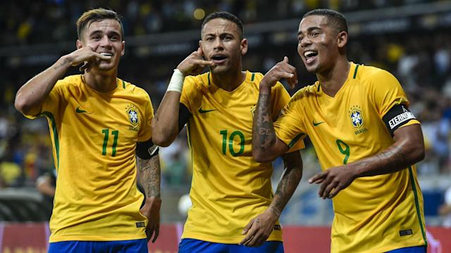 While Neymar and Philippe Coutinho already link up at international level, the Barcelona star wants to renew that partnership at Camp Nou.