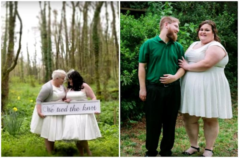 32a1a172e647f Meet the Woman Making Sure Plus-Size Brides Get the Wedding Inspiration  They Want