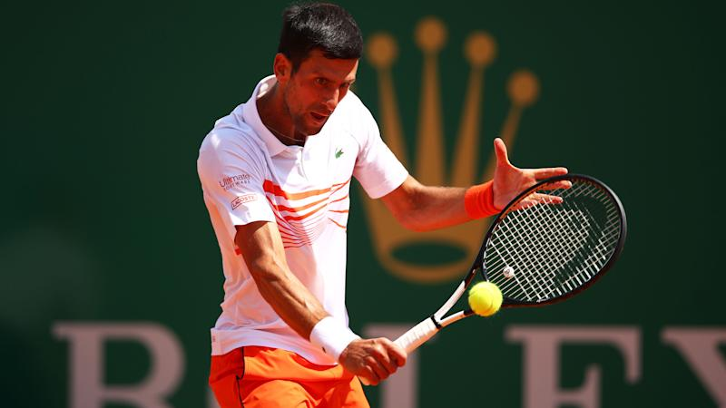 Djokovic upbeat over French Open chances despite form dip