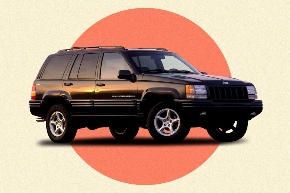 Jeep Grand Cherokee Ltd.