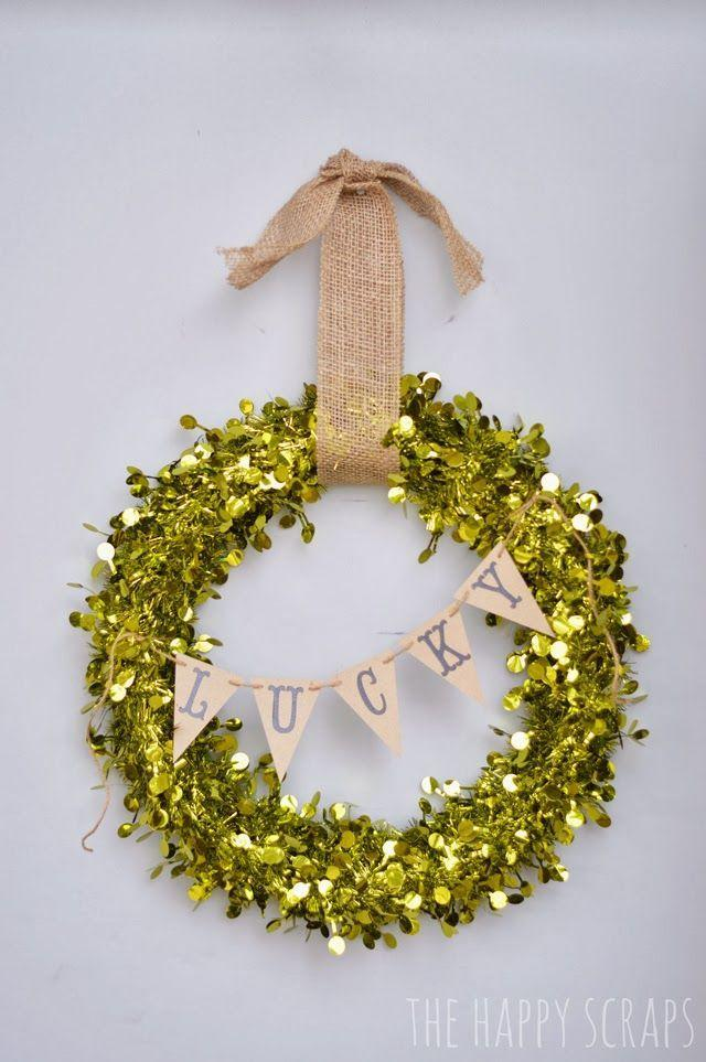 "<p>With the wreath already on hand, all this blogger needed to do to make a winning St Pat's door hanger was whip out the Cricut. She created the ""Lucky"" banner using the Storybook font and strung the letters together with twine. </p><p><strong>Get the tutorial at <a href=""https://www.thehappyscraps.com/2014/03/lucky-st-patricks-day-wreath.html"" rel=""nofollow noopener"" target=""_blank"" data-ylk=""slk:The Happy Scraps"" class=""link rapid-noclick-resp"">The Happy Scraps</a>.</strong></p><p><a class=""link rapid-noclick-resp"" href=""https://www.amazon.com/s?k=cricut&ref=nb_sb_noss_1&tag=syn-yahoo-20&ascsubtag=%5Bartid%7C10050.g.35162910%5Bsrc%7Cyahoo-us"" rel=""nofollow noopener"" target=""_blank"" data-ylk=""slk:SHOP CRICUTS"">SHOP CRICUTS</a><br></p>"