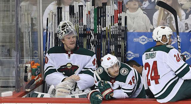 The Wild have a large range of outcomes for 2018-19. (Photo by Jason Halstead /Getty Images)