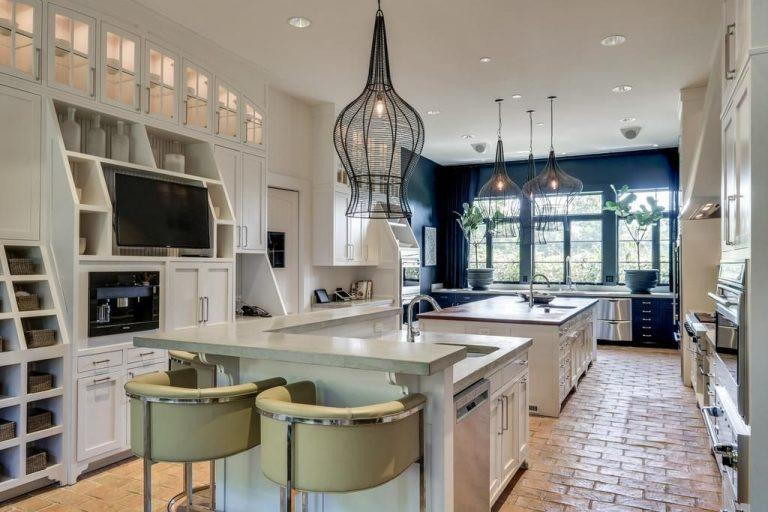 Kristin Cavallari and Jay Cutler's kitchen