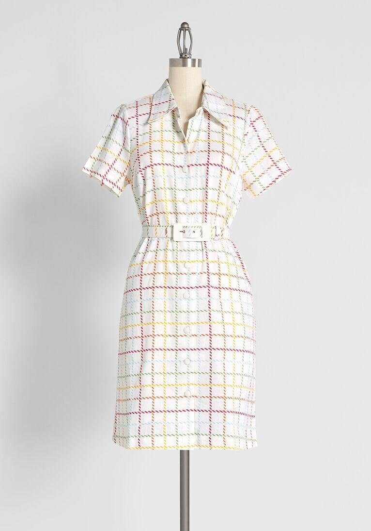 <p>We have heart eyes for this <span>Intersection of Extraordinary Shirt Dress</span> ($55, originally $65).</p>