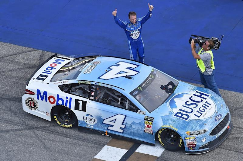 Ford 2018 Nascar Cup Success Result Of Four Year Plan
