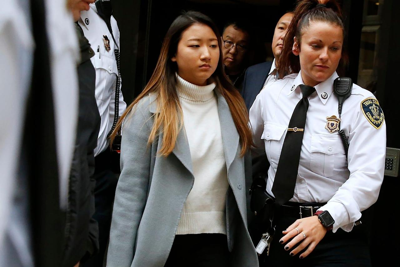 Haunting texts revealed as Boston College student pleads not guilty in boyfriend's suicide