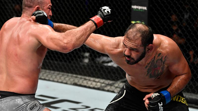 Nogueira ready for retirement after Rua defeat