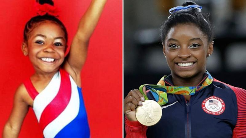 6-Year-Old Gymnast Gets Shout-Out From Her Olympic Idol Simone Biles