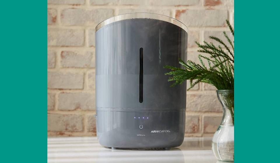 A handsome humidifier at an amazing price.(Photo: QVC)