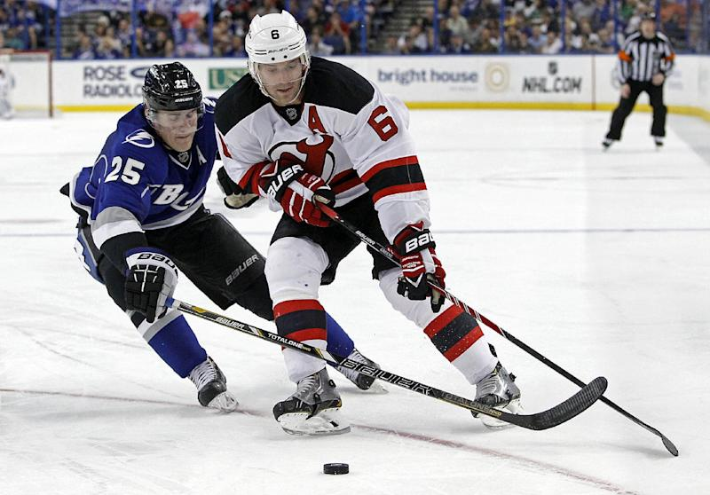 Devils sign defenseman Andy Greene to extension