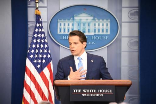 Trumps neuer Kommuniksationschef Anthony Scaramucci