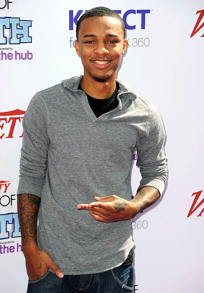 """March 9: Bow Wow turns 24 Frazer Harrison/<a href=""""http://www.gettyimages.com/"""" target=""""new"""">GettyImages.com</a> - October 24, 2010"""