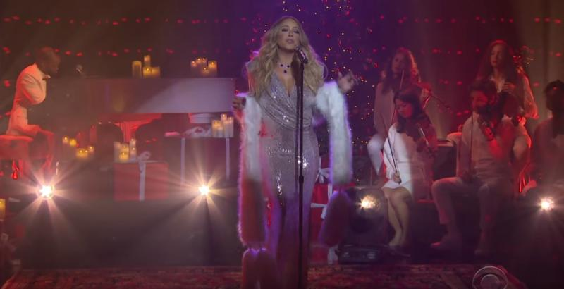 Mariah Carey Drops New 'All I Want For Christmas Is You' Video