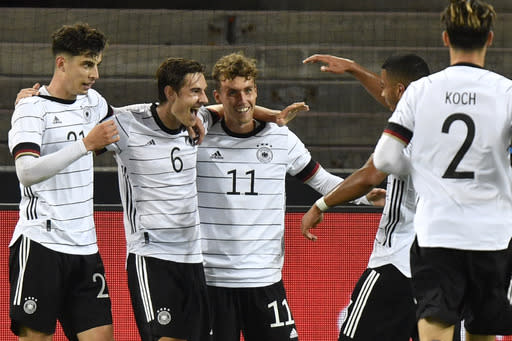 Careless Germany lets Turkey come back for 3-3 in friendly