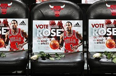 The Bulls have gone to great lengths to promote Derrick Rose's candidacy as a potential starter for the Eastern Conference All-Star team
