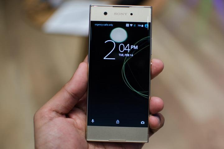 sony xperia 2017 releases hand on xperiaxa1 1