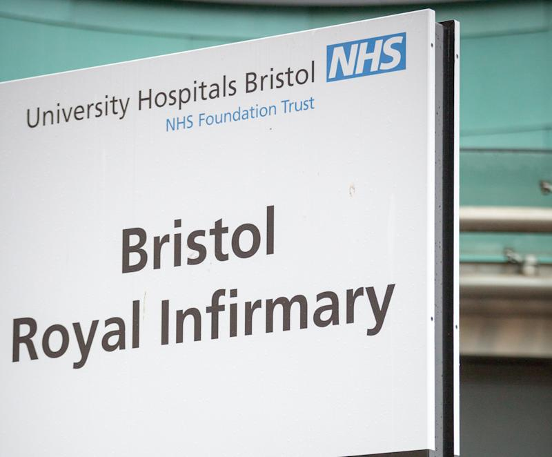 Nick Matthews was admitted to Bristol Royal Infirmary on Thursday with breathing difficulties. (Picture: Matt Cardy/Getty Images)