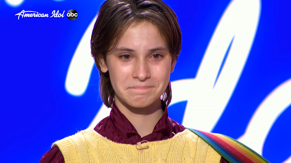 16-year-old Ace Stiles, from Tulsa, Oklahoma, made an appearance on the 19th season of American Idol;