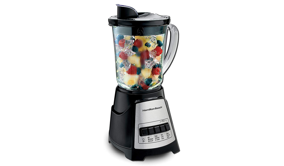 How could this not be the perfect summer blender? It's got the word Beach right in its name! (Photo: Amazon)