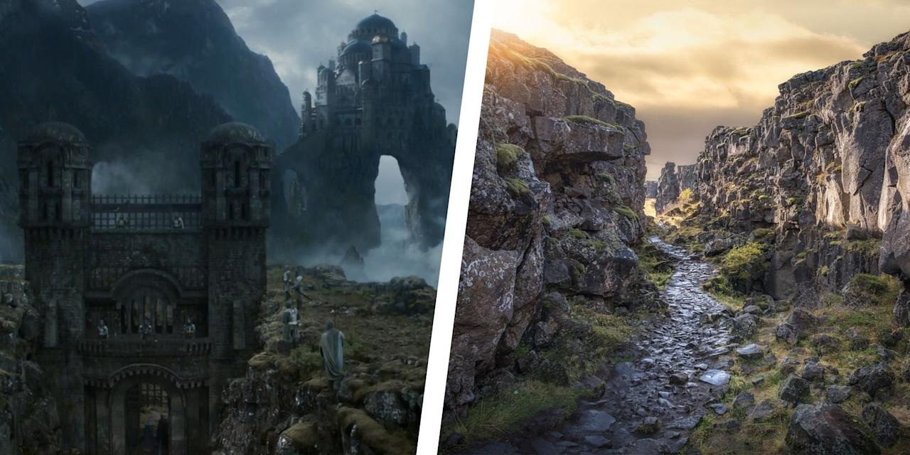 """<p>Why binge watch <em>Game of Thrones </em>(again), when you can visit breathtaking locations from the series in real life? From the Icelandic landscapes where the Vale of Arryn scenes were shot to the dreamy Monterey beaches in <em><a href=""""https://www.menshealth.com/entertainment/a27882655/meryl-streep-big-little-lies-scream/"""" target=""""_blank"""">Big Little Lies</a> </em>to the middle school in <em>Stranger Things</em><em></em>, these are some of the most famous filming destinations you can visit in person.</p>"""