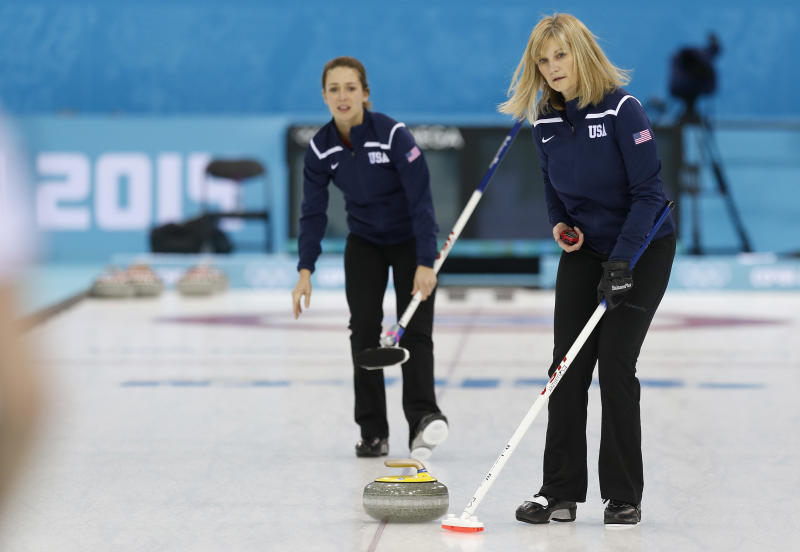 Meet the Browns, the biggest US curling family