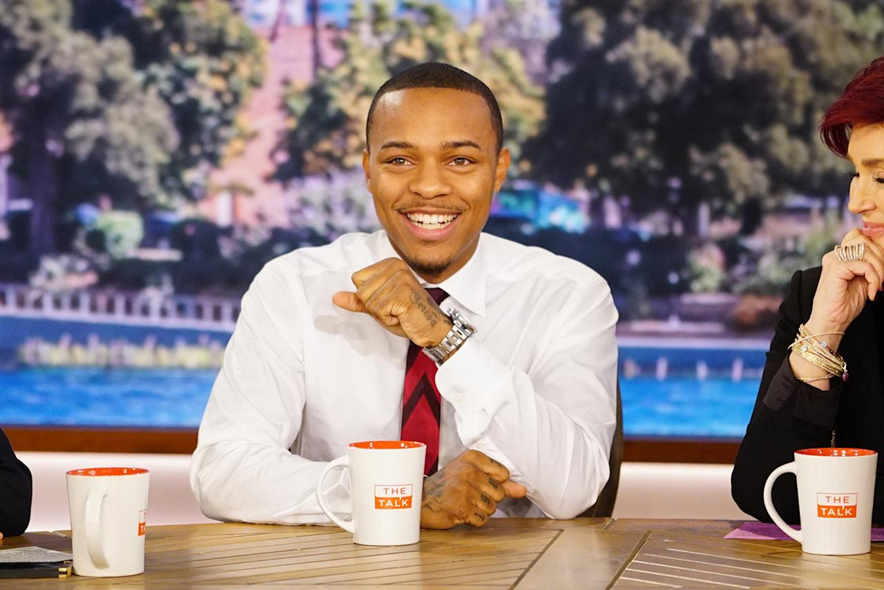 """<p>Poor Bow Wow could really do with an image overhaul after seemingly finding a new way to embarrass himself <a rel=""""nofollow"""" href=""""https://www.yahoo.com/celebrity/twitter-roasts-bow-wow-fake-175112532.html"""">every day on social media</a>. With its 24/7 live feeds, <em>Big Brother</em> is a great opportunity for the troubled rapper to show a different side of himself. Plus he has a connection to the show after performing live at the <em>Big Brother Africa</em> finale in 2009.<br /><br />(Photo by Sonja Flemming/CBS via Getty Images) </p>"""