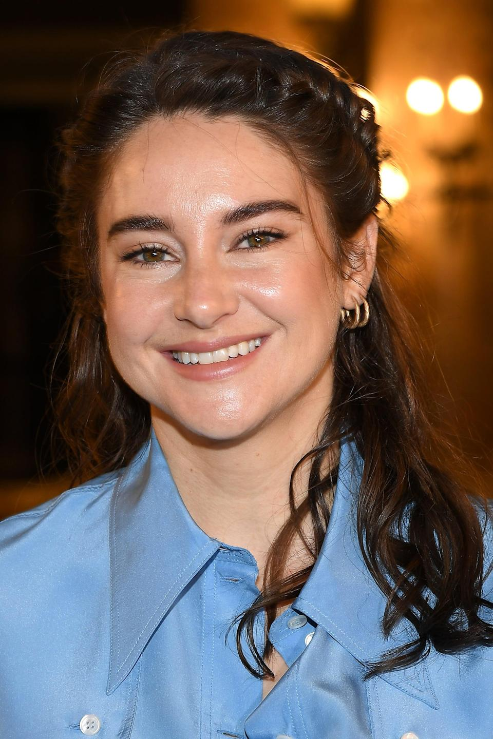 """<p>Shailene knows it all moved a bit fast - partly because they were able to spend tons of quality time together midpandemic - but she believes she """"<a href=""""http://www.shape.com/celebrities/interviews/shailene-woodley-interview"""" class=""""link rapid-noclick-resp"""" rel=""""nofollow noopener"""" target=""""_blank"""" data-ylk=""""slk:would have met Aaron in any context"""">would have met Aaron in any context</a>, any space in time, because I feel we were meant to be together."""" The <strong>Big Little Lies</strong> actress told <strong>Shape</strong> that they """"jumped in headfirst,"""" moving in together after a short time of dating. Looking back, she explained it allowed them to get """"some of the sticky bits out of the way early.""""</p>"""