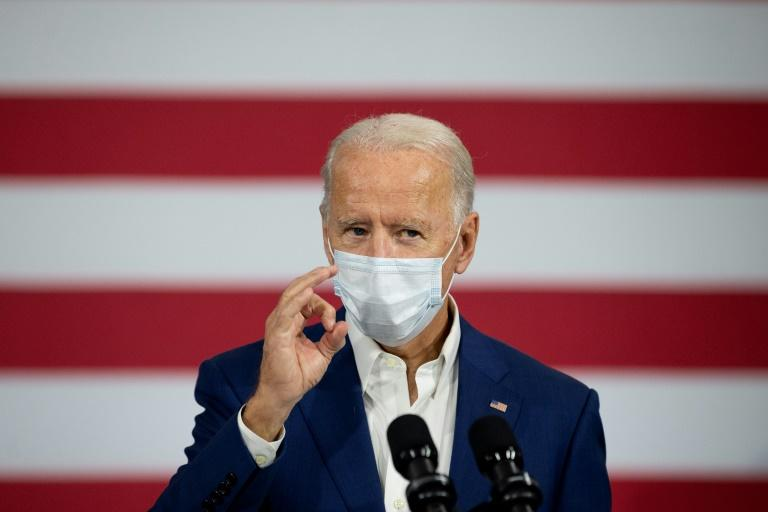 Masks, birds and Italy dreams: this week on the US campaign trail