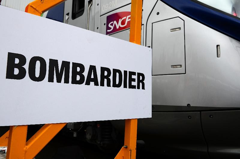 """""""We informed the Canadian government of Bombardier's investments and interests in Russia when Canada was considering imposing sanctions,"""" Bombardier spokesman Mike Nadolski told the Globe and Mail"""