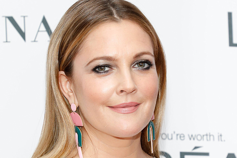 Drew Barrymore Says This 6 Mask Changed Her Life