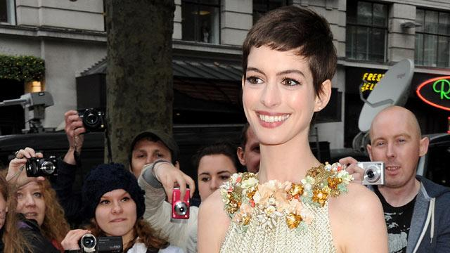 Anne Hathaway 'Shame' About Body