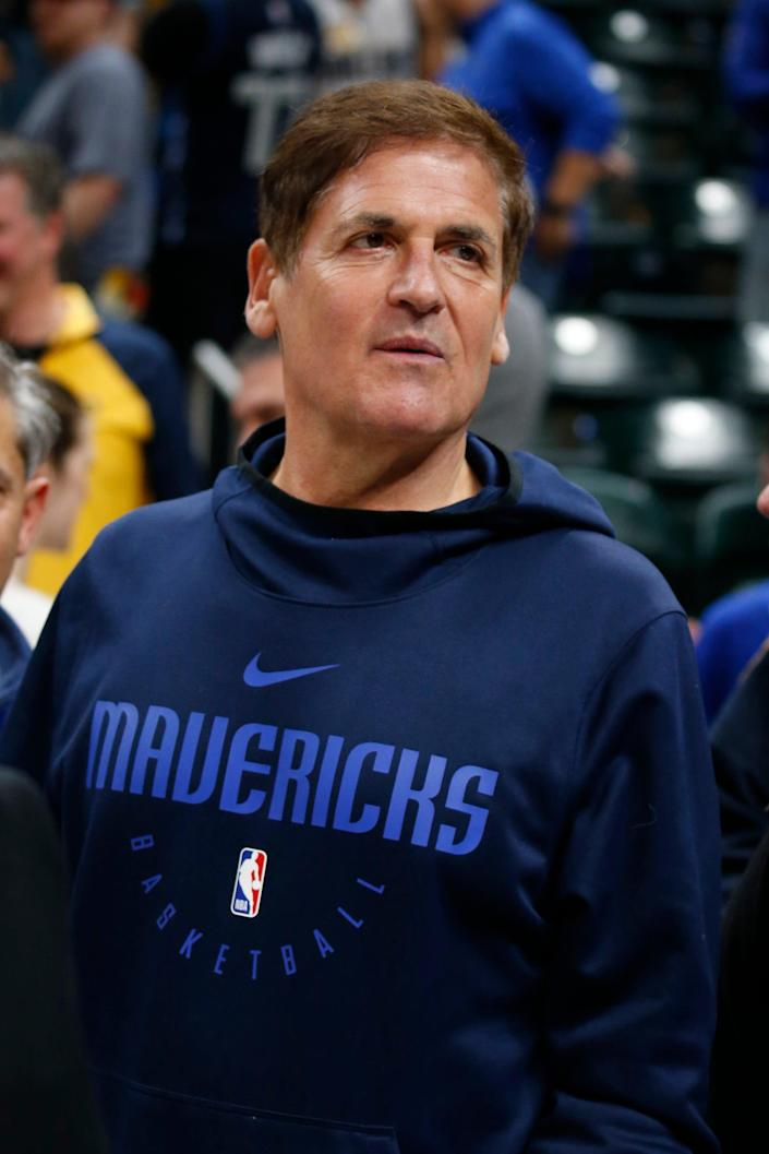 Dallas Mavericks owner Mark Cuban says 'Shark Tank' quarantine protocols were even stricter than those used in the NBA bubble in Florida.