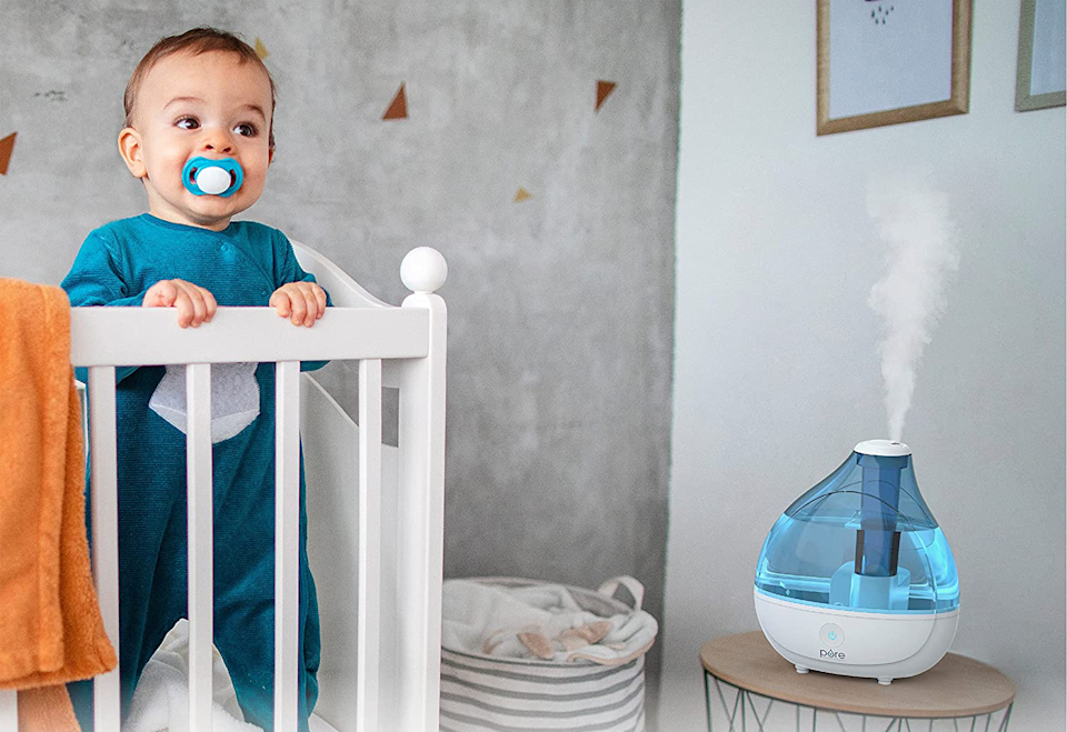 Pick up one of our favorite humidifiers right now at Amazon.