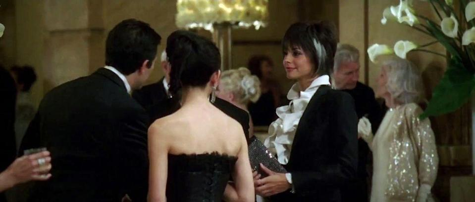 <p>French actress Stephanie Szostak perfectly played editor Jacqueline Follet. Before this she had starred in a couple of French movies, but nothing quite as big as <em>The Devil Wears Prada.</em></p>