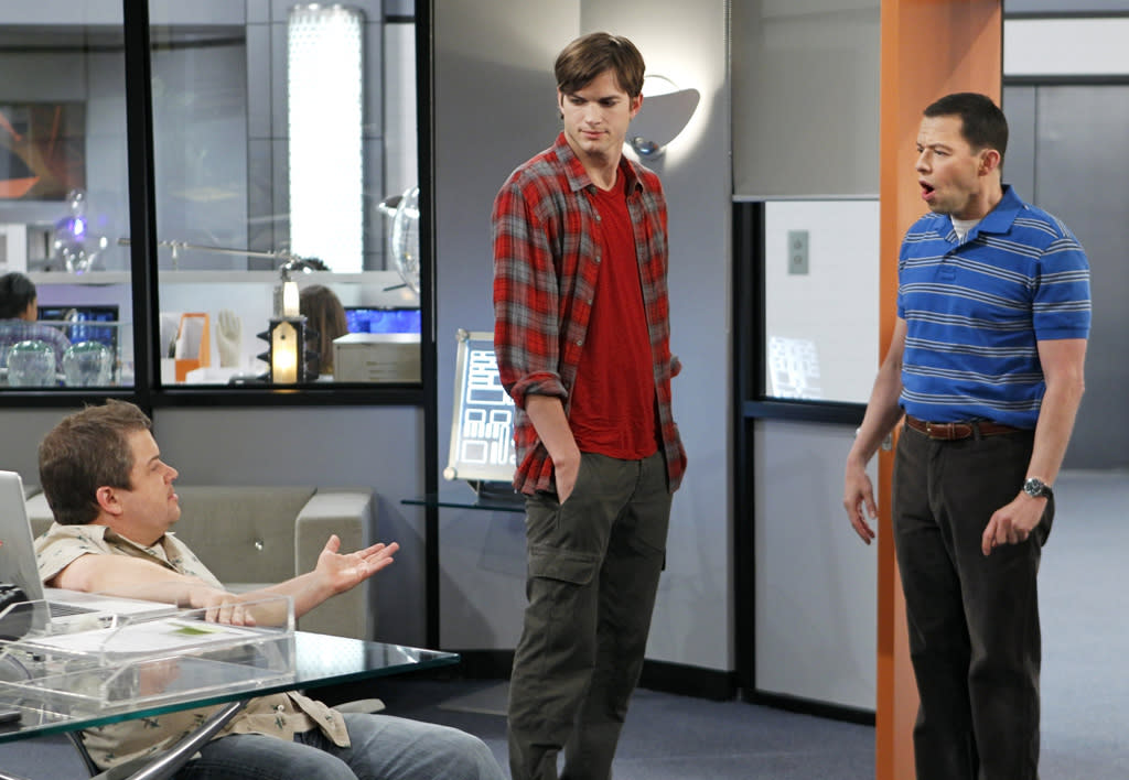 "<b>""Two and a Half Men""</b><br><br>Monday, 5/14 at 9 PM on CBS<br><br><a href=""http://yhoo.it/IHaVpe"">More on Upcoming Finales </a>"