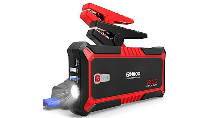 The Gooloo packs lots of power in a small package.