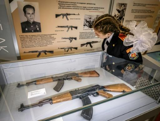 The museum's deputy director says he hopes the inventor's story can inspire 'the next generation of Kalashnikovs'