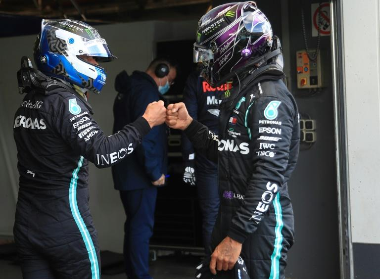 Bottas vows never to give up, but admits he needs a miracle