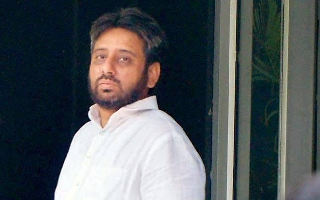 AAP MLA alleges attack by Congress workers: Amanatullah Khan has a history of controversies